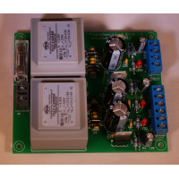 Triple Regulated EI38 supply